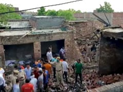 Ghaziabad Fire: Owner Of Candle-Making Factory Arrested