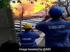 New Blaze At Assam Oil Well On Fire For A Month, 3 Foreign Experts Hurt