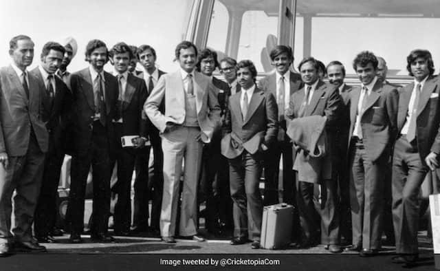 On this day Indias first One Day International Match Vs England 1974 at Headingley in Leeds