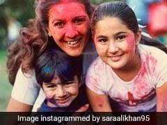 सारा अली खान ने अमृता सिंह को बताया सबसे प्यारी मां, बचपन की Photo शेयर कर लिखी यह कविता