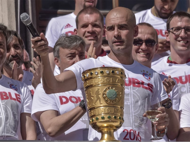 """Former Bayern Munich Doctor Says He Quit Because Pep Guardiola """"Interfered In Medical Matters"""""""