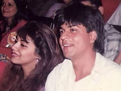 Gauri's Reaction To A Throwback Pic Of Herself And Shah Rukh Khan Shared By Fan Club