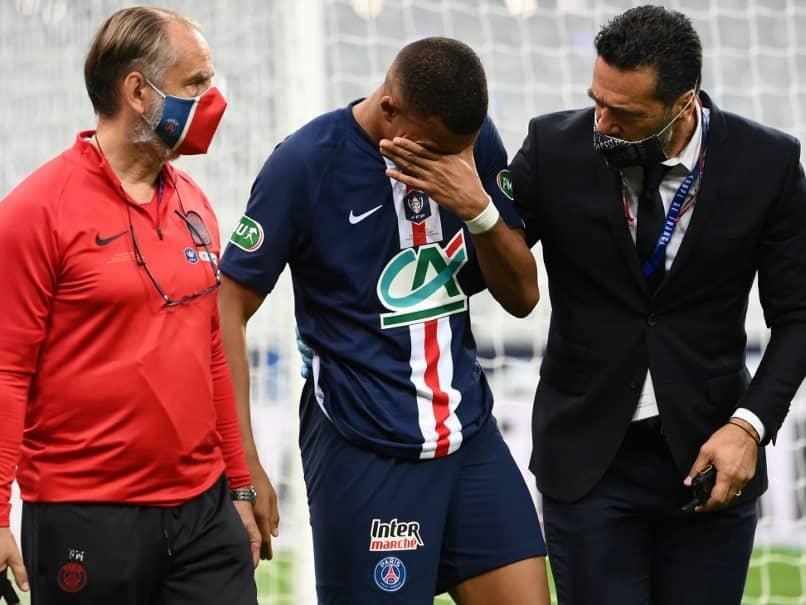 Kylian Mbappe Doubtful For Champions League Clash vs Atalanta