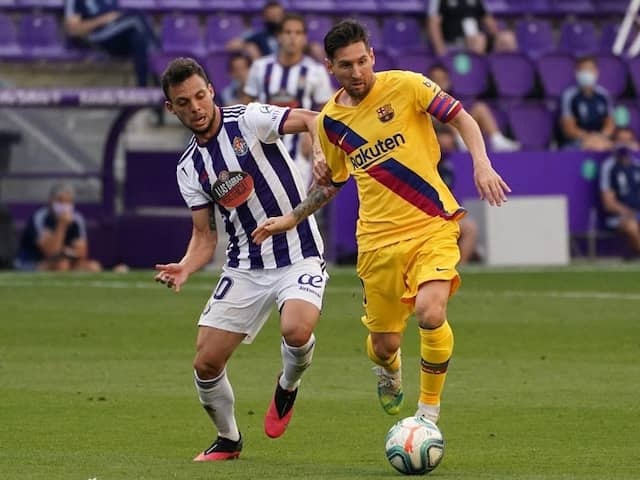 Lionel Messi Becomes First Player To Score And Assist 20 Goals In A La Liga Season