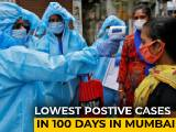 Video : Mumbai Sees Lowest Single-Day Covid Cases In 3 Months