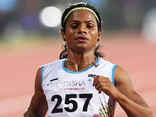 People Look At Me And My Partner Differently, But It Doesnt Matter: Dutee Chand
