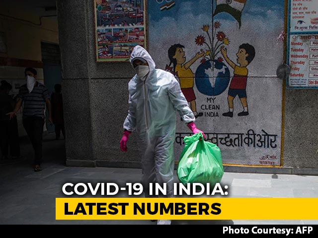 Video : India COVID-19 Cases Move Closer To 12-Lakh Mark, Over 63% Recovery Rate
