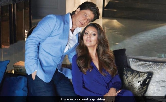 On Gauri Khan's Work Post, Shah Rukh Khan Makes A Personal Request