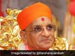 PM Modi, Amit Shah Condole Death Of Spiritual Leader