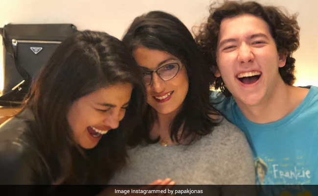 What Priyanka Chopra Posted About Celebrating Mom-In-Law's Birthday In Los Angeles