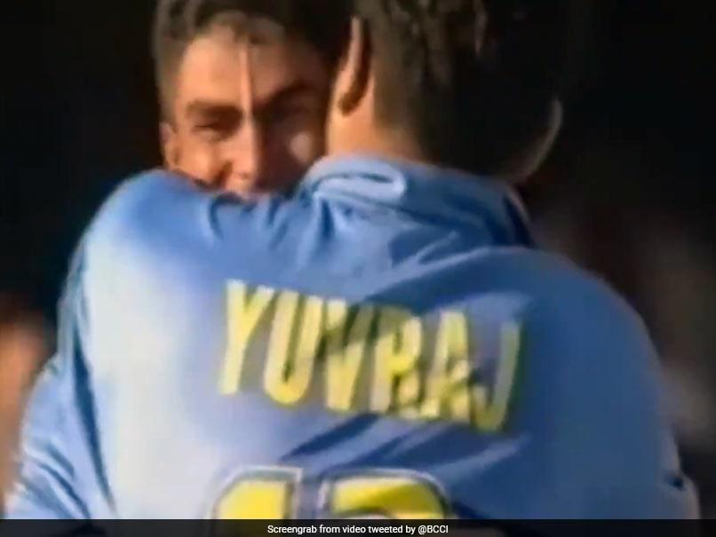 Yuvraj Singh Trolls Nasser Hussain On NatWest 2002 Final Anniversary