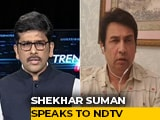 Video: Why Reluctance On CBI Probe In Sushant Rajput Death Case: Actor Shekhar Suman