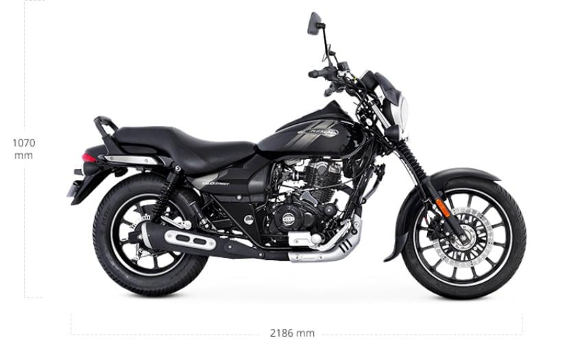 The 2020 Bajaj Avenger Street 160 now costs Rs. 95,891 (Ex-showroom, Delhi)