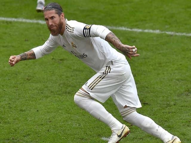 Real Madrid Must Retain Hunger To Win La Liga: Sergio Ramos