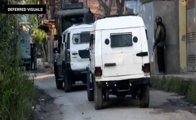 Soldier Killed In Line Of Duty, Terrorist Shot Dead In Pulwama Encounter