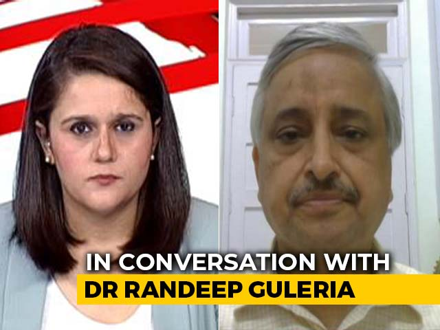 Video : 'COVID-19 A Systemic Disease': AIIMS Director