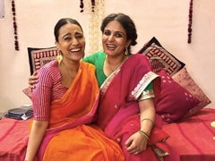 """""""Some Joy In Pandemic"""": Swara Bhasker Shares Pics From Family Wedding"""