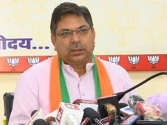 """""""Congress Plan To Malign"""": BJP On Alleged Rajasthan Tape"""