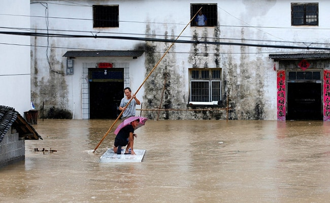 More Than 141 Missing Or Dead Due To Severe Floods In China, 38 Million Affected