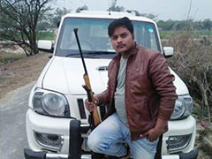 """Wanted Gangster Vikas Dubey's """"Shadow"""" And Closest Aide Shot Dead"""