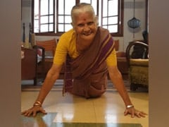 Milind Soman's Mom Usha Soman Celebrated 81st Birthday With These Many Push-Ups. We Can't Even...
