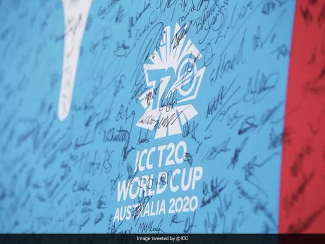 "T20 World Cup Postponement Was ""Inevitable"", Says Cricket Australia"