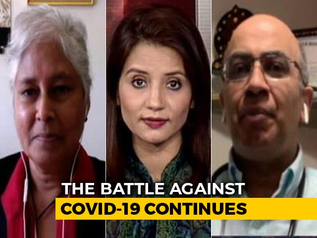Video : Senior WHO Official Speaks To NDTV On Herd Immunity, COVID Vaccine