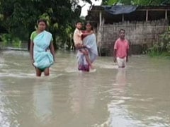 """Ready To Support India"": UN On Assam Floods"