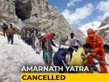 Video : Amarnath Yatra Cancelled This Year Amid Coronavirus Crisis