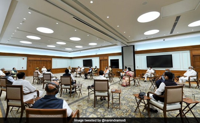 'Stay Updated On Policy Issues': PM Modi's Advice To New BJP Rajya Sabha MPs