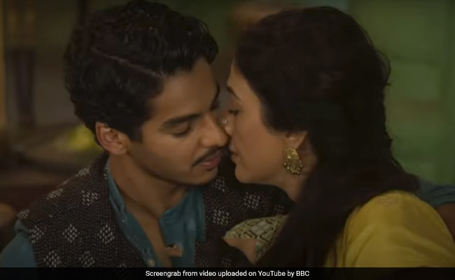 A Suitable Boy Trailer: Ishaan Khatter And Tabu's Forbidden Love Story