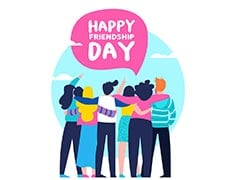 Happy Friendship Day 2020: Images, Quotes, WhatsApp Messages, Wishes, Greetings To Share With Friends