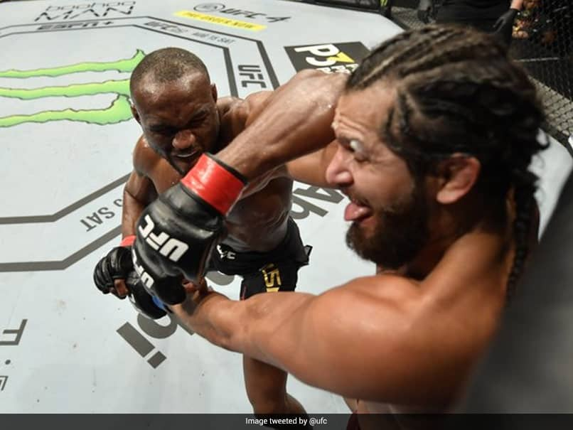 Kamaru Usman Outclasses Jorge Masvidal As UFC Debuts On Fight Island In UAE