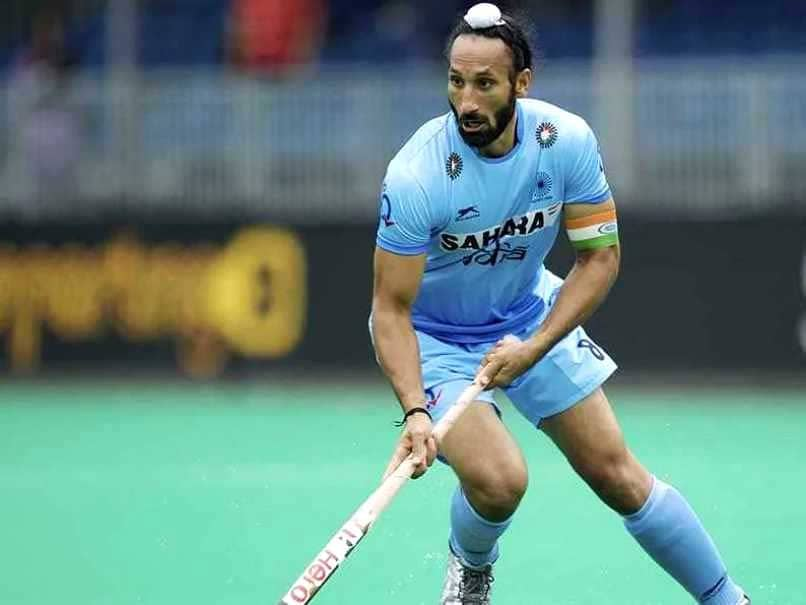 "Sardar Singh Says India Have ""Realistic Chance"" Of Winning A Medal In Tokyo Olympics"