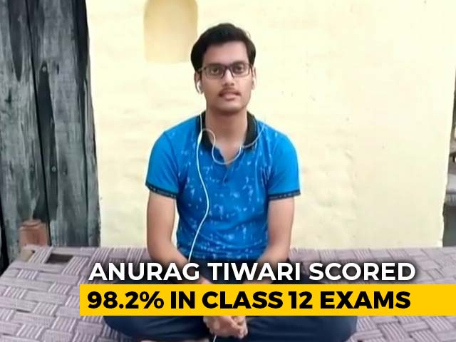 Video : When Life Throws Challenges At You: Farmer's Class 12 Topper Son