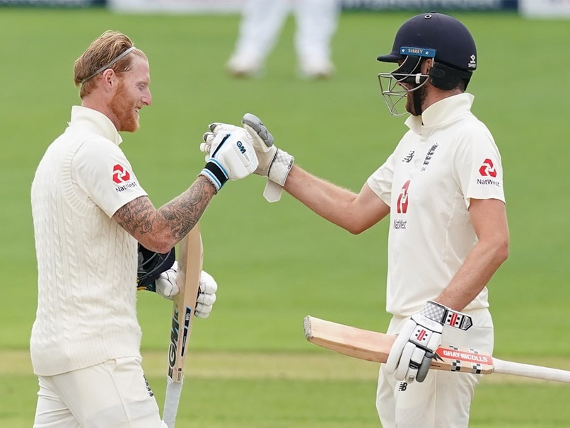 ENG vs WI: Ben Stokes, Dom Sibley Centuries Power England To Strong Position On Day 2