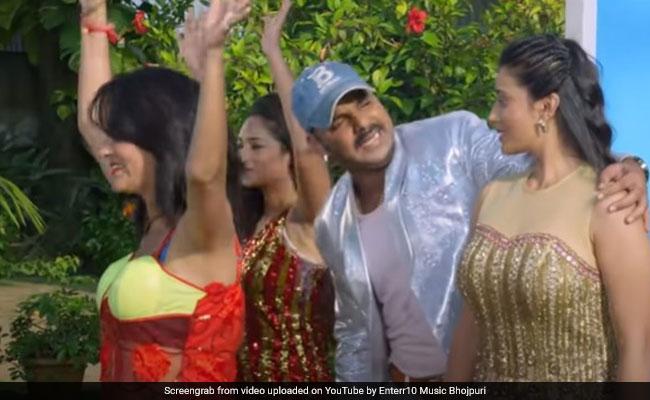 Bhojpuri Song: पवन सिंह और अक्षरा सिंह का यूट्यूब पर जबरदस्त धमाल, 10 करोड़ से ज्यादा बार देखा गया Video