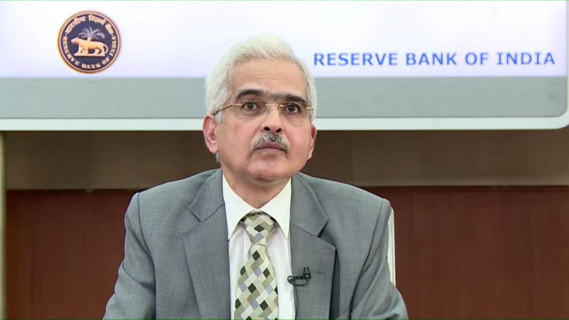 Reserve Bank Does Not Have Specific Target Of Yield Curve: Shaktikanta Das