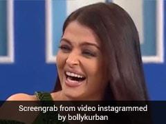 कपिल शर्मा ने ऐश्वर्या राय से पूछा, 'कभी अभिषेक के लिए पराठा बनाया है?', तो एक्ट्रेस ने यूं किया रिएक्ट... देखें थ्रोबैक Video