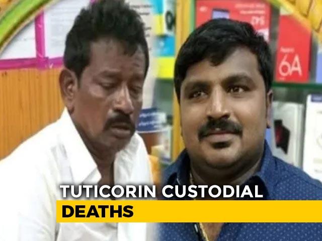 Video : Murder Charge Added In Tamil Nadu Custody Deaths Case, Cop Arrested