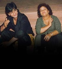 Saroj Khan Taught Shah Rukh How To Do The 'Dip' Move. Read His Tribute