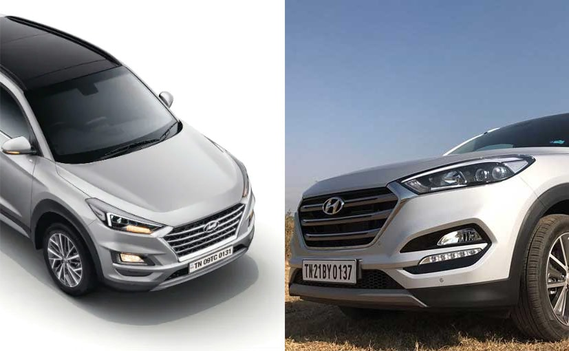 The 2020 Hyundai Tucson gets design and feature updates.