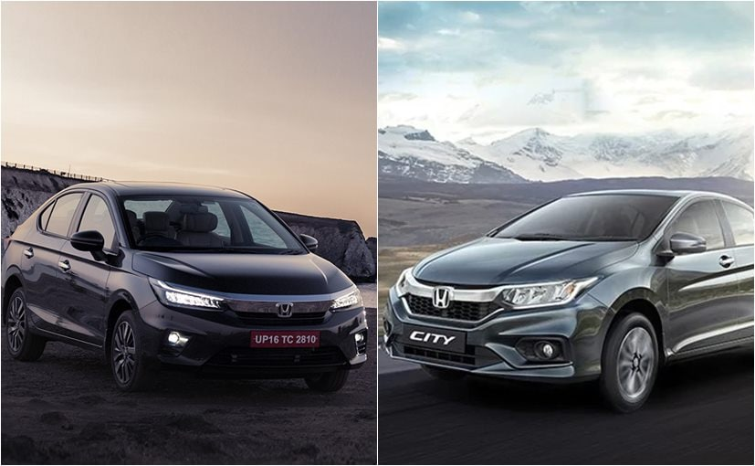 Both the new-gen Honda City and the previous-gen model will co-exist in India