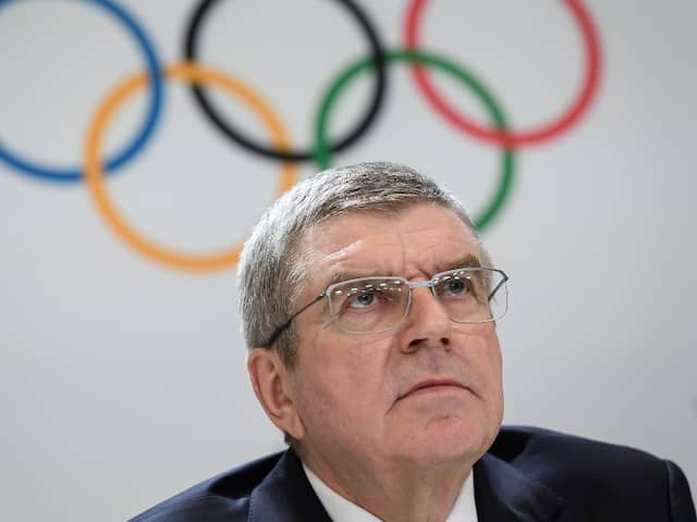 International Olympic Committee Chief Thomas Bach To Stand For Second Term