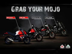 Mahindra Mojo 300 ABS BS6 Launched In India; Priced At Rs. 1.99 Lakh