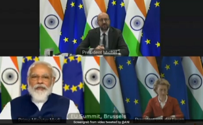 India Played Significant Role In Combating Coronavirus Pandemic: European Union