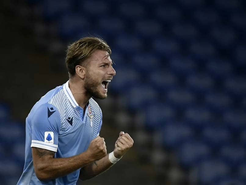 Lazio Forward Ciro Immobile Set For Coronation As Europes Goal King