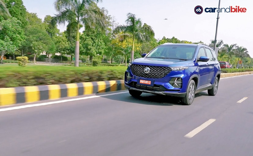 Prices for the MG Hector Plus now start at Rs. 13.74 lakh and go up to Rs. 18.69 lakh.