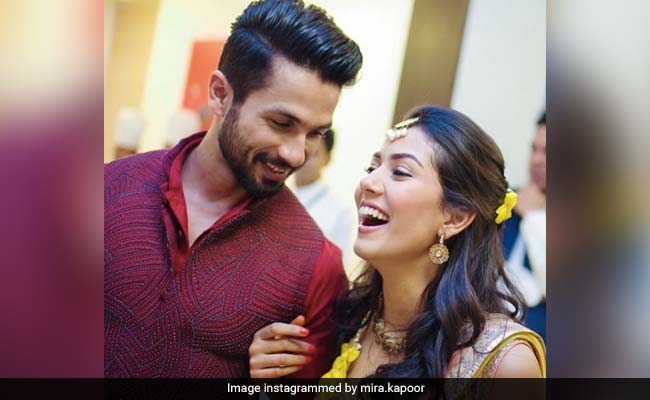 On Wedding Anniversary, Mira Rajput Reminds Shahid Kapoor That 'Wife Is Always Right'
