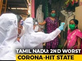 Video : Tamil Nadu Crosses 1 Lakh-Mark, Records 4,329 Coronavirus Cases In A Day